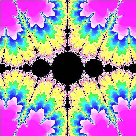 Image fractale 1